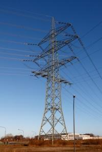 German powerline in Essen - Mika Abey / pixelio.de